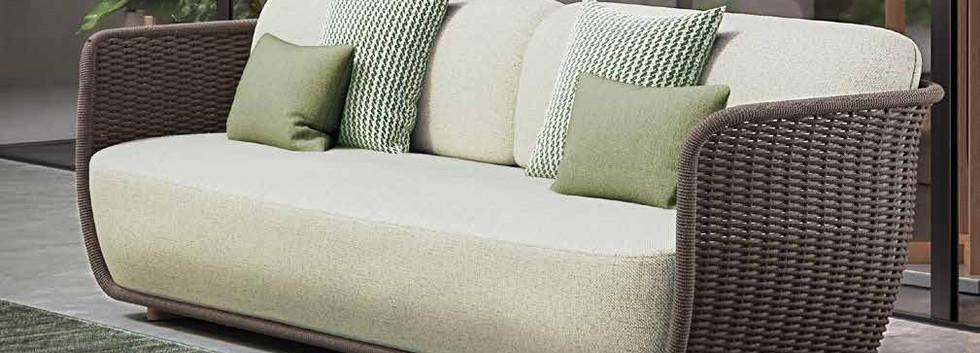 Bellagio Sofa Close up