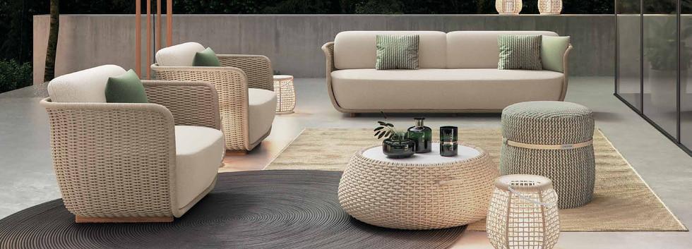 Bellagio Lounge Set
