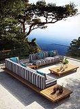 9.ZERO Modular Sofa & Coffee Tabl