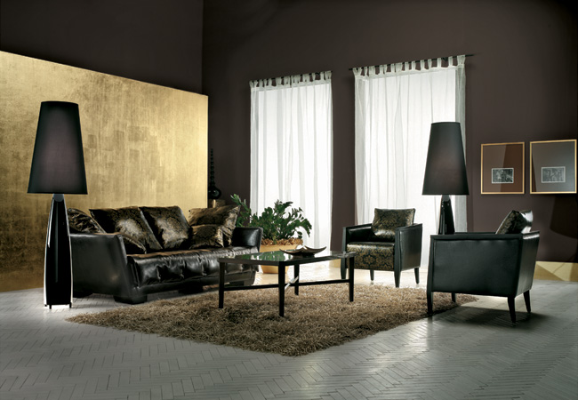Orakle In Black Livingroom Group