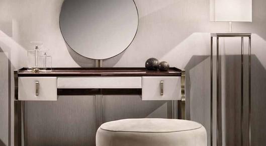 Trilogy T Mirror & Consolle Desk