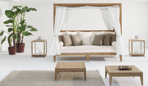 DAY BED COMPLETE SET