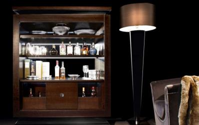 Kos  Bar Cabinet
