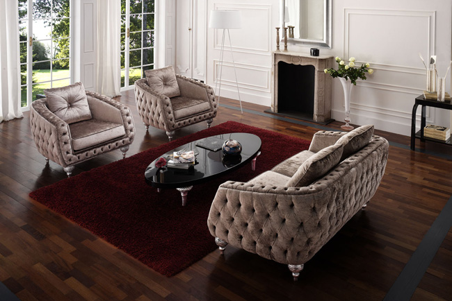 Paris Livingroom Group