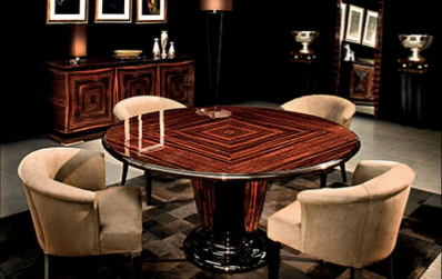 Kong Round Dining Table