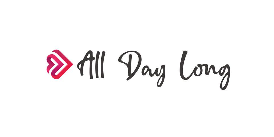 all day long logo