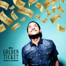 True Colours Falling Golden Ticket Ads