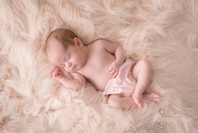 Newborn Photography Session Mansfield