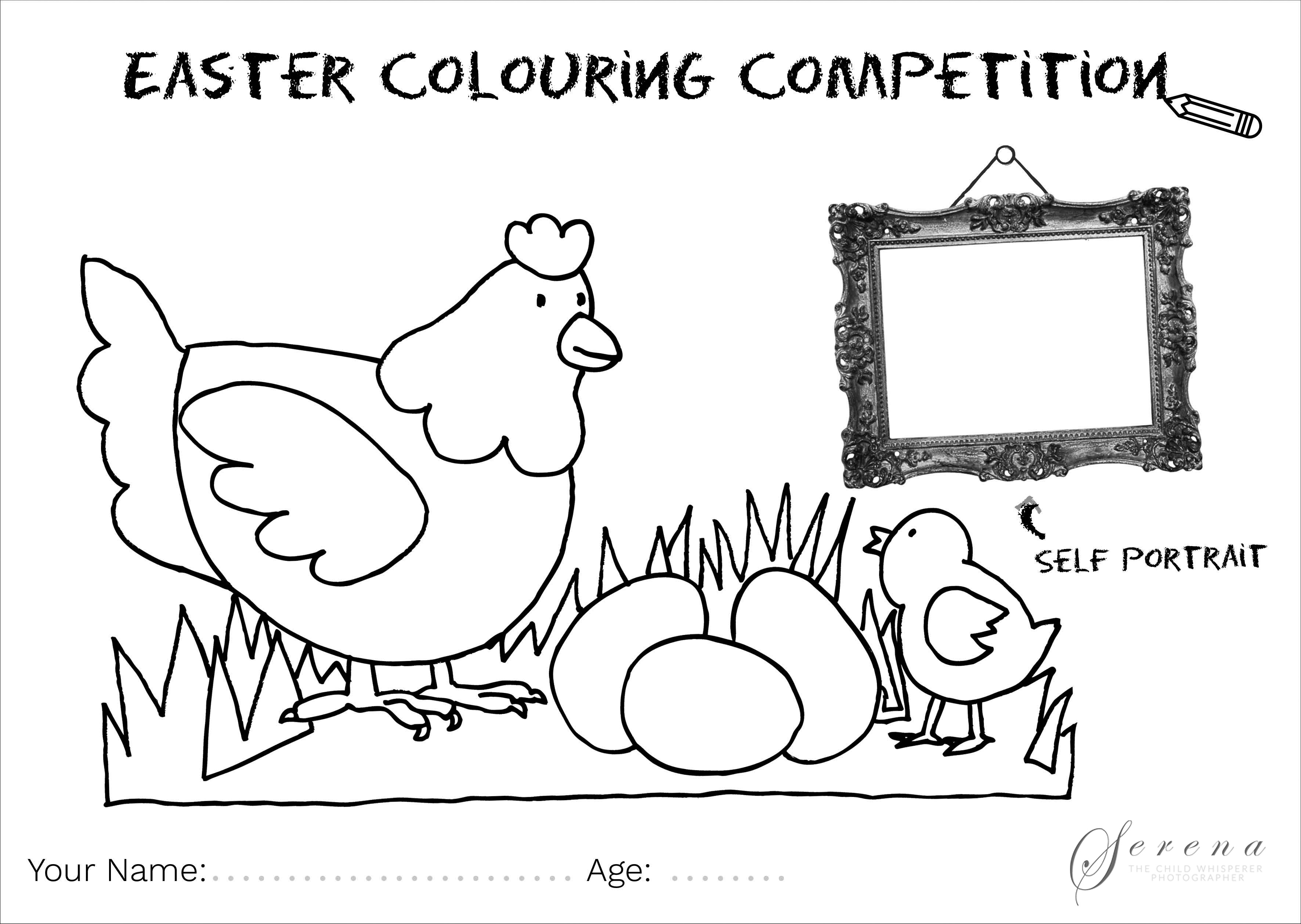 Colouring Competitions