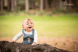 Child Outdoor Portrait Session Mansfield Child Whisperer Photography