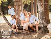 2020 Family Category Award Winning Image