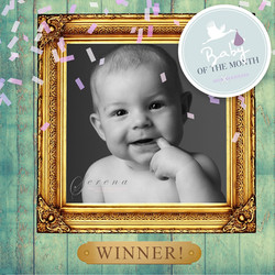 ella baby of the month win