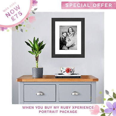 Mother's Day Sale Ads frames ruby specia
