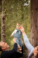 One Year Birthday Photography Session Mansfield
