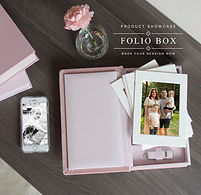 Child Whisperer Photography Memory Box