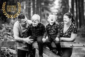 Portrait Awards Finalist Family Lifestyle Session