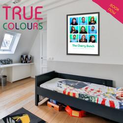 True colours make your house a home
