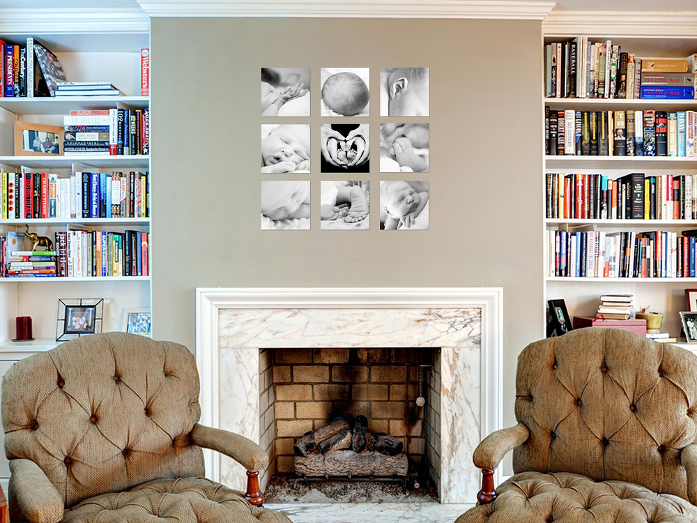 A Wall Gallery Example