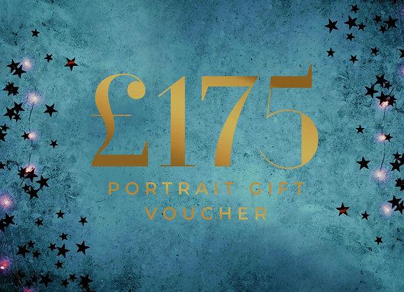 Digital Portrait Experience Gift Voucher