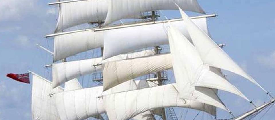 Jubilee Sailing Trust Tall Ship residenc