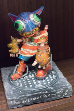 3D Printed Calliper Kid