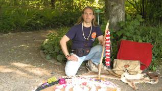 Zeremonien und Pujas