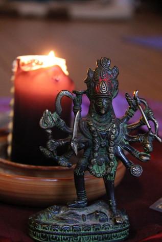 Mein Weg zu Mutter Kali