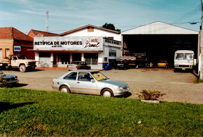 NilDiesel em 1994