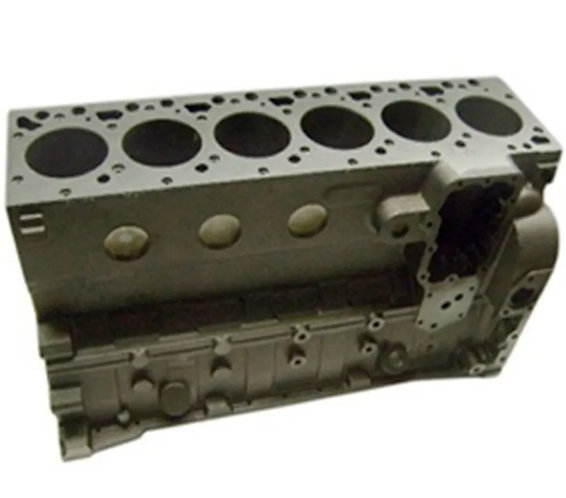Bloco Motor Cummins Isb 6 Cil Orig. Fpt - Tector - Euro 3/5