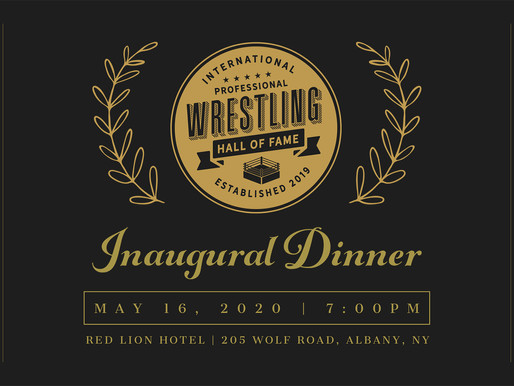 IPWHF to host Inaugural Dinner on May 16, 2020