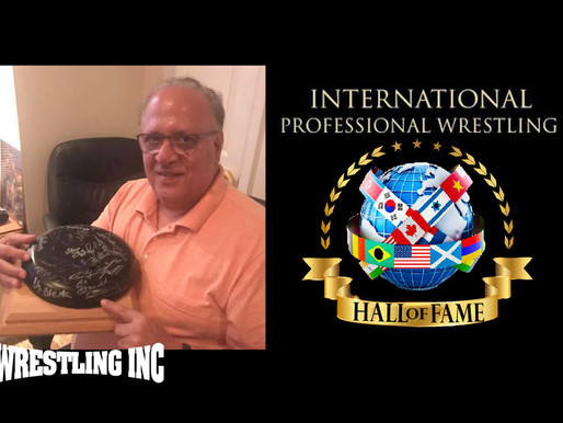 Wrestling Inc. interviews Tony Vellano on new IPWHF in NY
