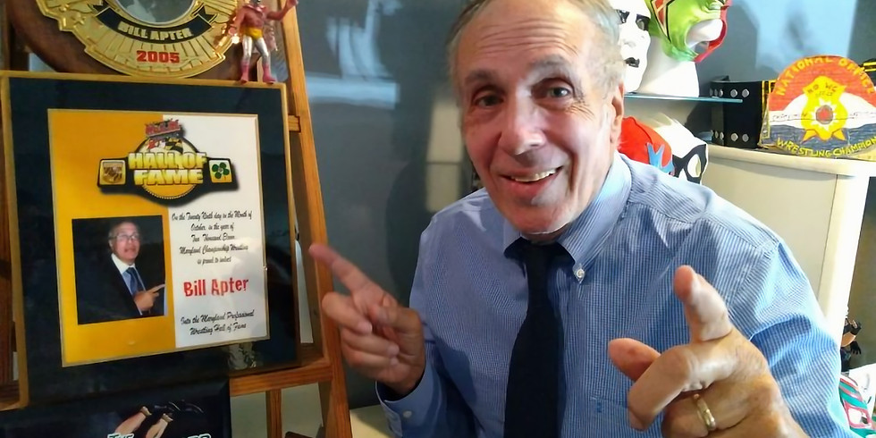 'Apter-hours Party' hosted by Bill Apter