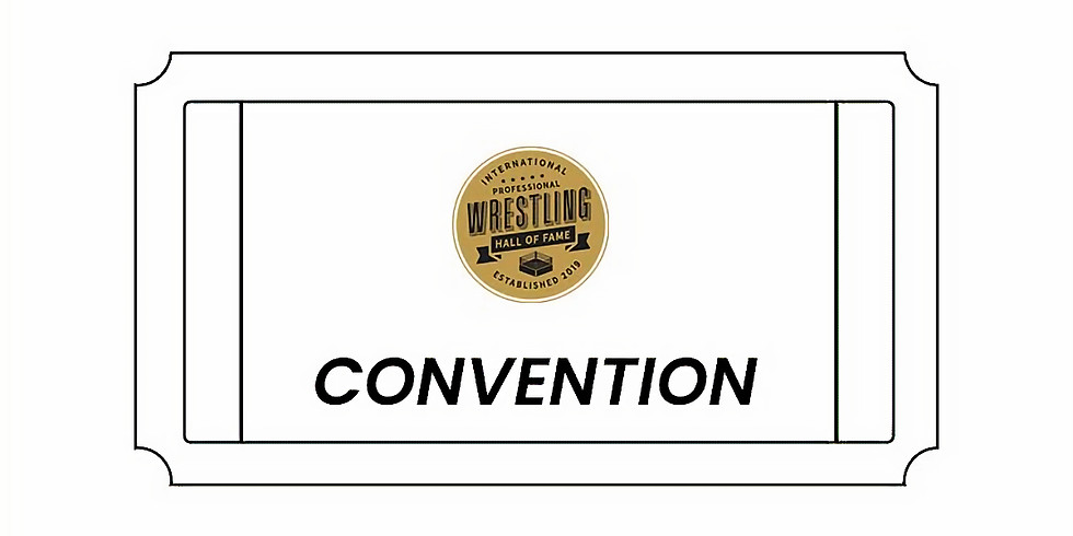 IPWHF Convention