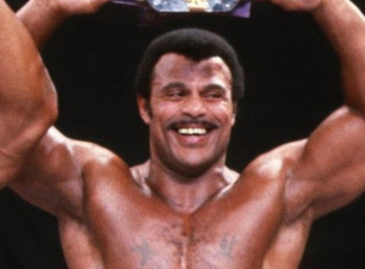 IPWHF mourns the loss of Rocky Johnson