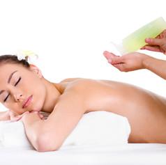 Full Body Oil Massage