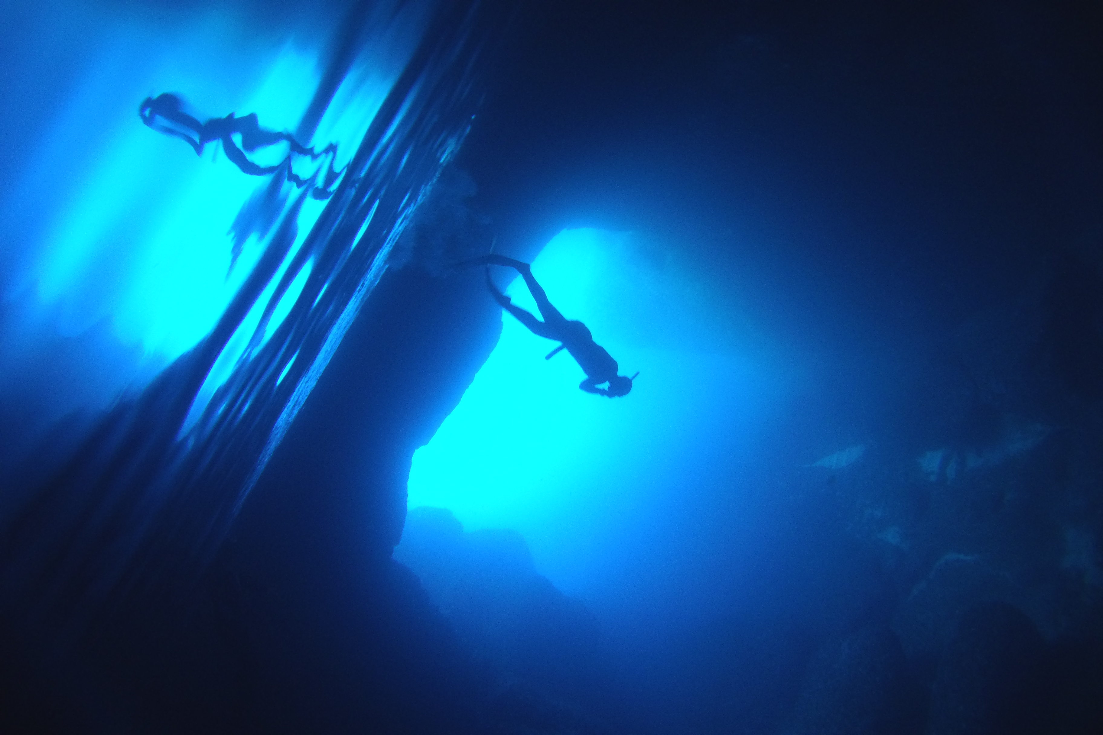 Freediving Malta Gozo
