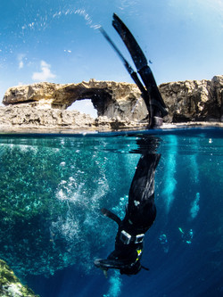 Freediving Yoga Malta Gozo