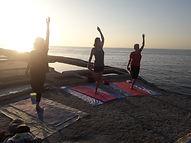 Gozo Yoga outdoor Dancer Pose.jpg