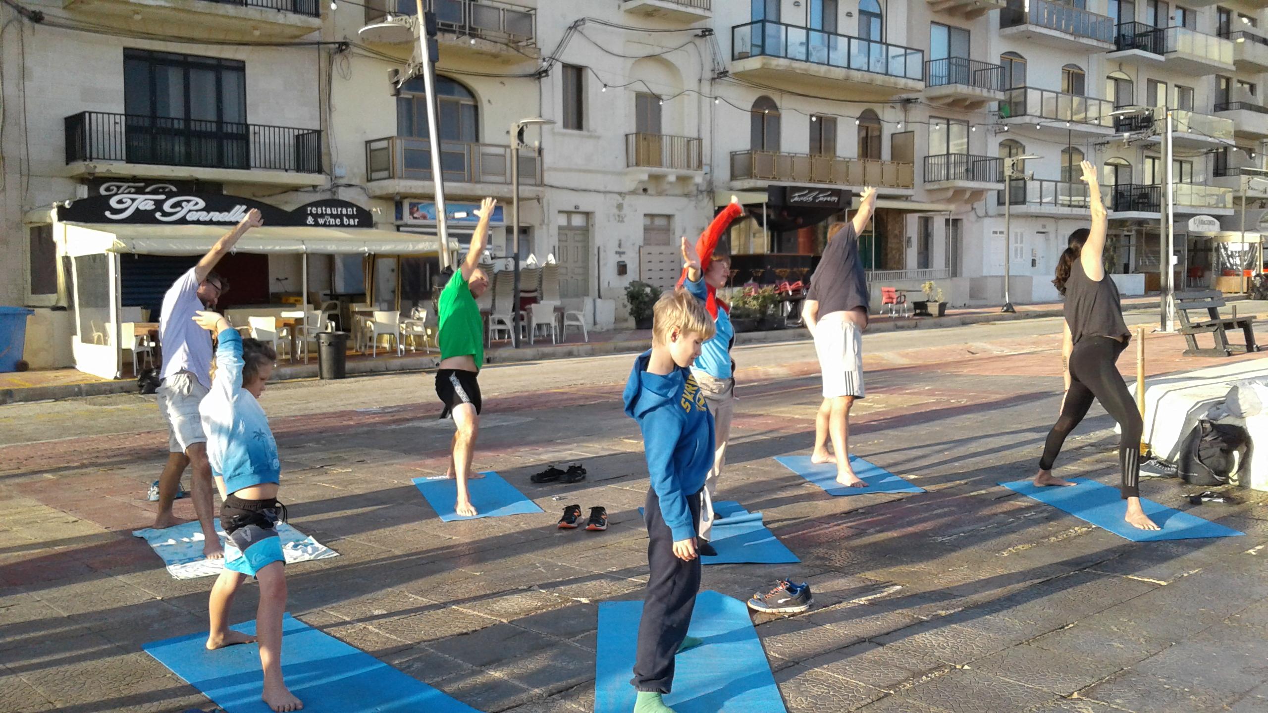 YogaFreediving Malta Gozo