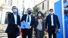 Yavné  Marseille reçoit le label « les engagés de la région Sud »