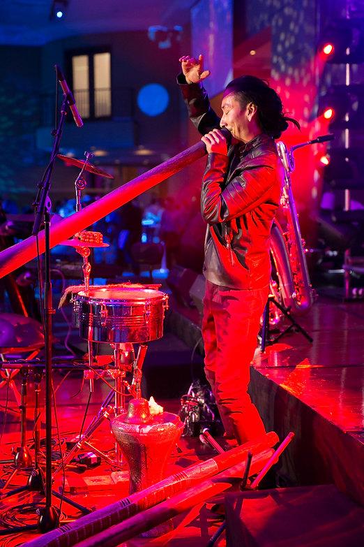Yusuke Hoshi Handpan Didgeridoo Dojo