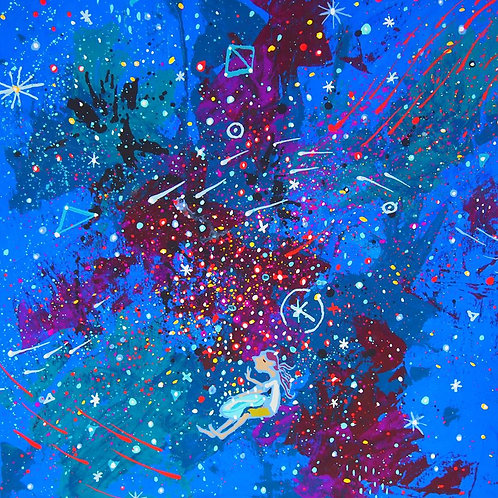 ハンドパン 癒し音楽 CDアルバム 宇宙と星 Handpan Space & Star
