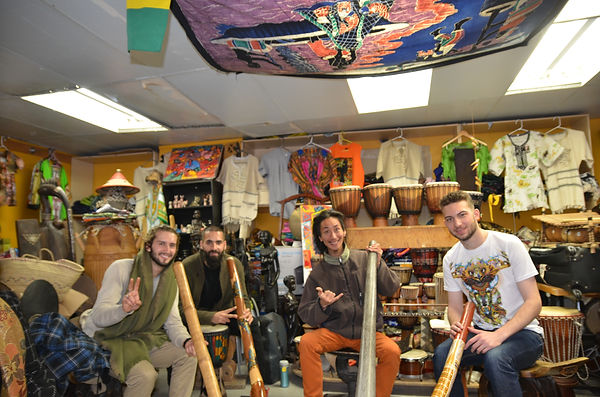 Yusuke Hoshi Didgeridoo Dojo