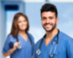 italienische Krankenpfleger in Deutschla