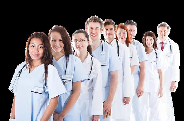 Pflegekräfte und MTRAs finden in Brasilien