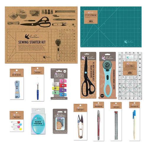 EverSewn Sewing Starter Kit + Cool Sewing Project