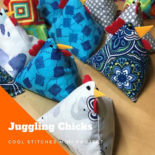 Cool Mini Project: Juggling Chicks