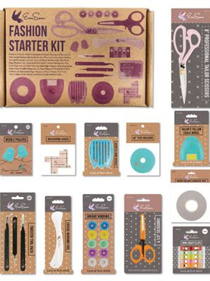 EverSewn Fashion Sewing Kit + Cool Sewing Project