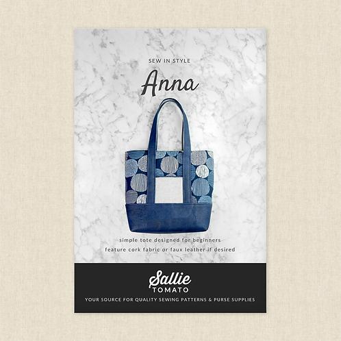 Anna by Sallie Tomato