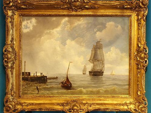 Gemälde, 19.Jhr.